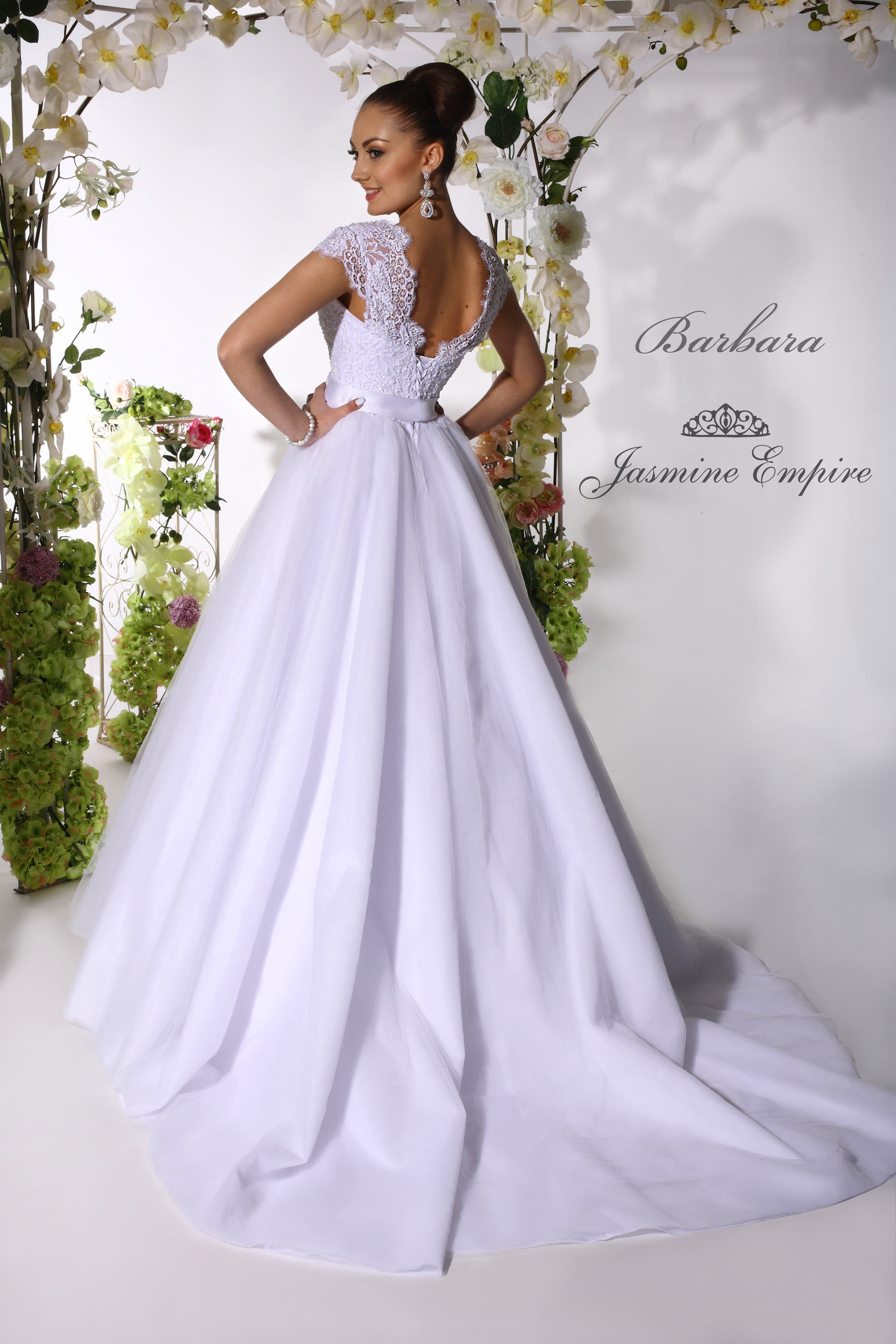 Wedding Dress Barbara  3