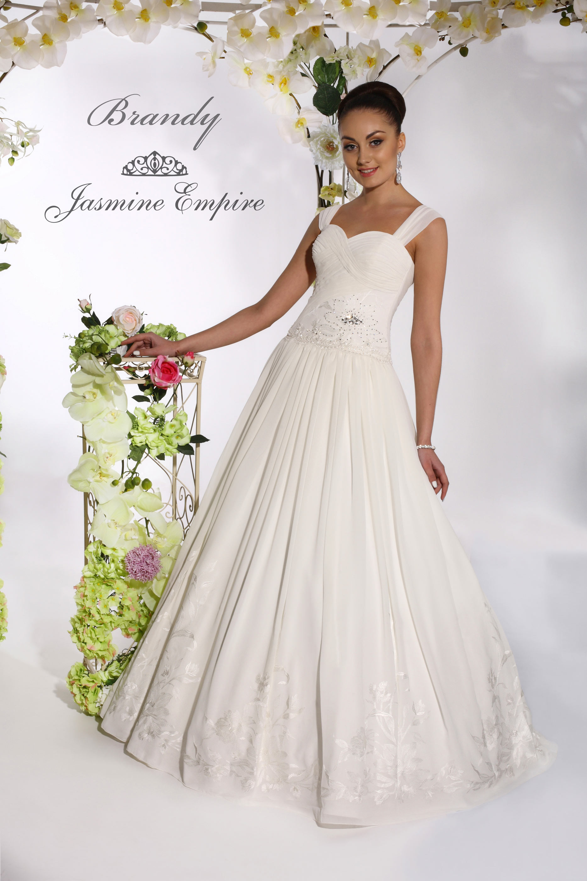 Wedding Dress Brandy  1