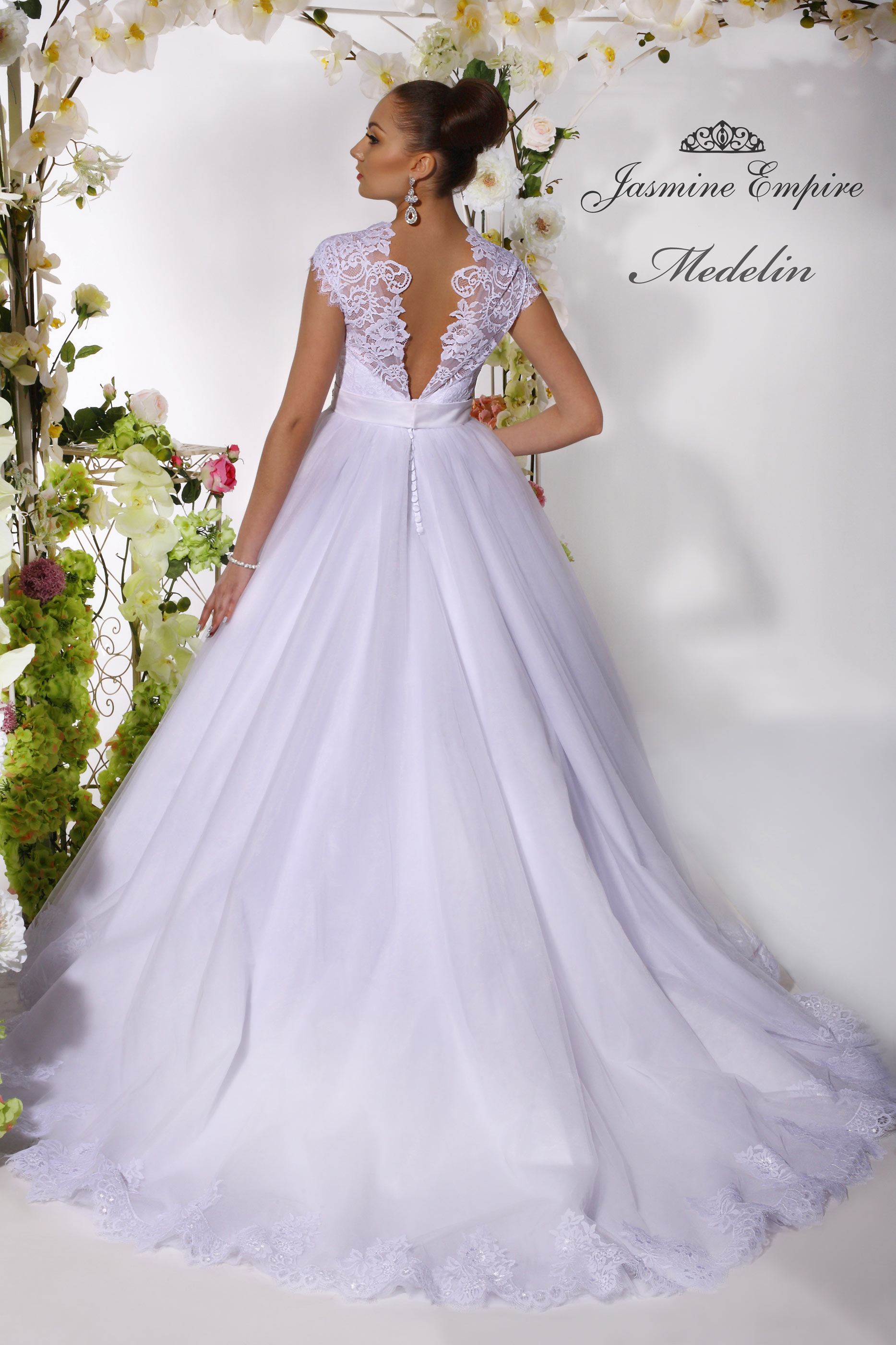 Wedding Dress Medelin  1