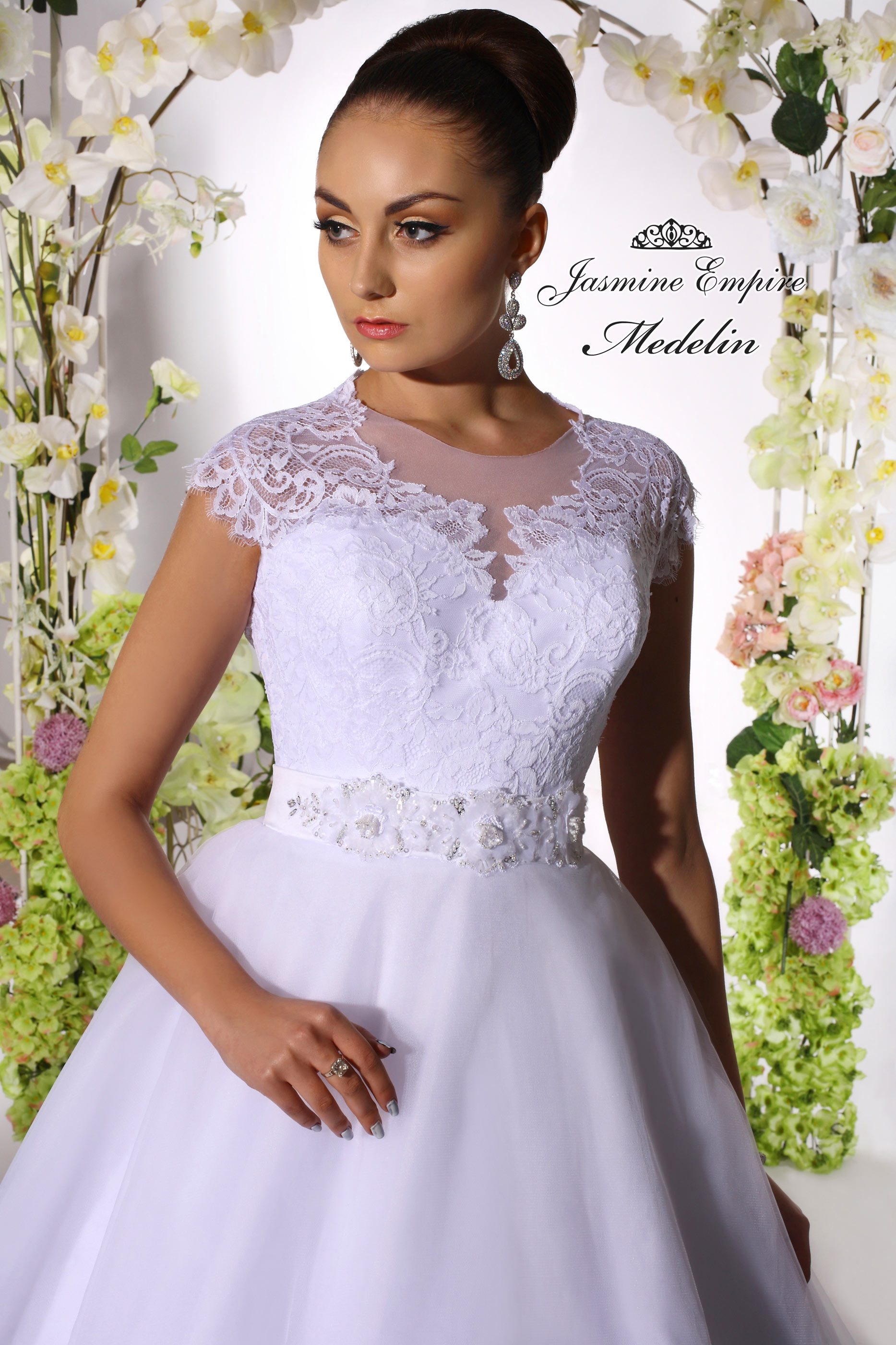 Wedding Dress Medelin  2