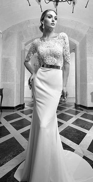 Wedding Dress Jasmine Empire 2017